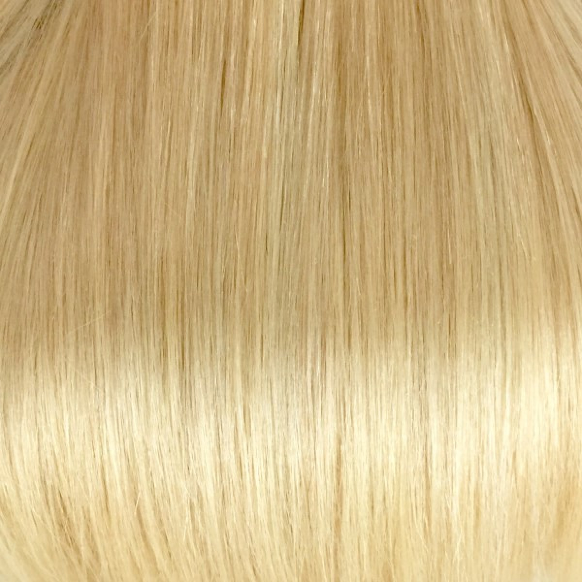 Platinum Blonde 60 20 Inch Clip In Human Hair Extensions 140grams