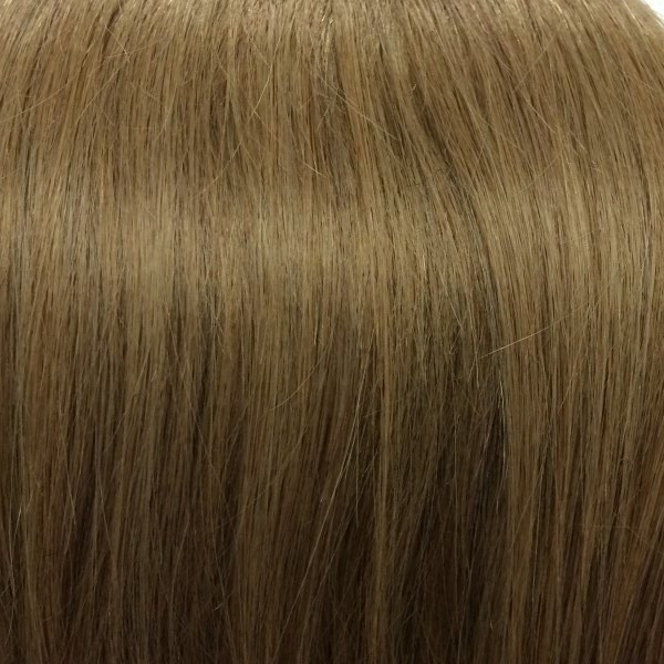bc5efed586e Dark Ash Blonde #18- 20 inch Standard Clip In Human Hair Extensions ...