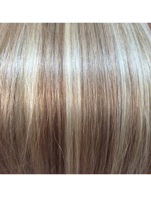Natural Brownlight Brown Highlights 412 24 Inch Ultimate Thick