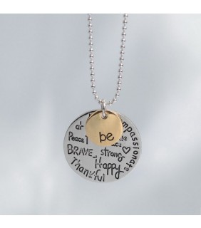 Just Be Necklace