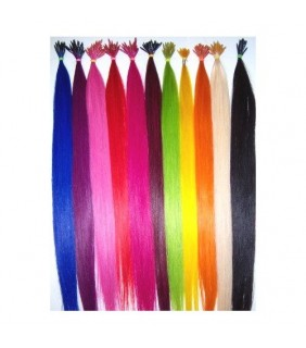 "18"" I-Tips Bright Fashion Colours"
