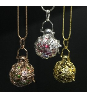 Butterfly Harmony Necklaces