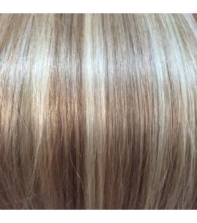 "20"" Ultimate Clip In Set 230 grams Dark Blonde/Beach Blonde Highlights #18/613"