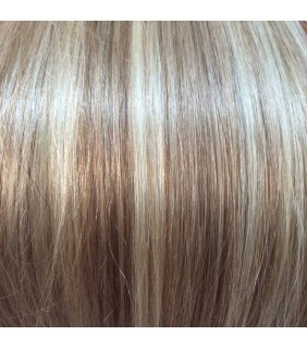 "20"" Clip In Human Hair Extensions Dark Blonde / Beach Blonde #18/613 140grams"