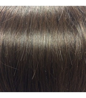 "20"" Clip In Human Hair Extensions Dark Brown #2 110grams"