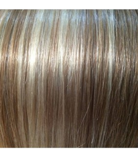 "20"" Clip In Set 110 grams Light Brown/Beach Blonde Highlights #12/613"