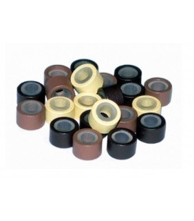 Silicone Lined Micro Beads