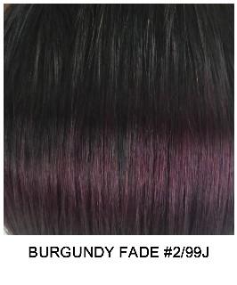 Burgundy Fade #2/99J