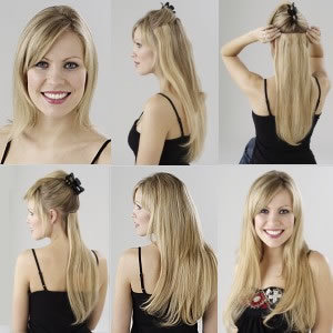 How to guides cleopatra hair extensions how to put in clip in hair extensions pmusecretfo Image collections