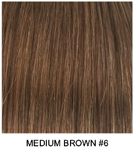 Medium Brown #6