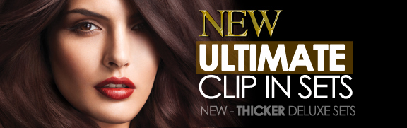 Clip In Hair Extensions Sets